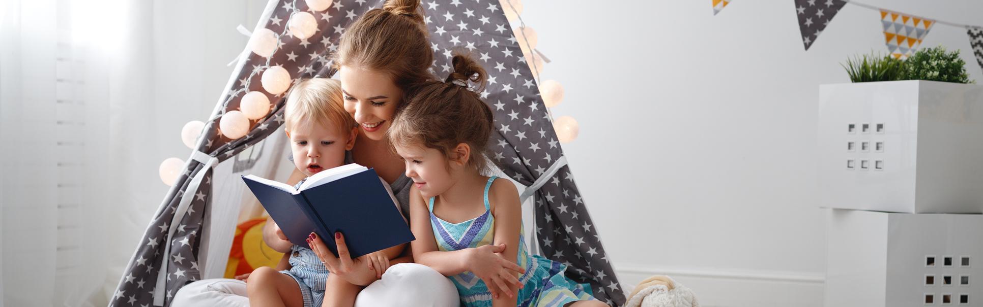 NU RATA primul târg virtual dedicat familiilor în creștere!